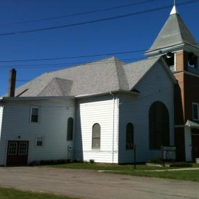 Whitney Point United Methodist Church in Whitney Point,NY 13862