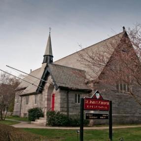 St. John's  in Newtonville,MA 02460