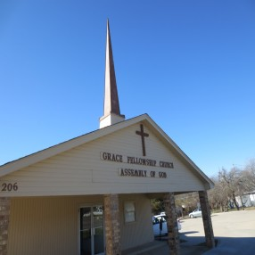 Grace Fellowship Assembly of God in Farmersville,TX 75442