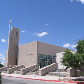 St Stephen Deacon & Martyr Catholic Church in El Paso,TX 79936