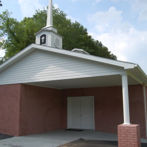 Old Time Missionary Baptist Church in Gray,KY 40734