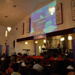 Ministerios Mundiales Ebenezer in Huntington Park,CA 90255