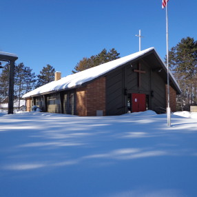 St. Francis Episcopal Church in Eagle River,WI 54521