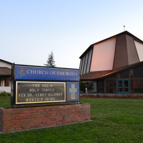 The Presbyterian Church of the Roses in Santa Rosa,CA 95405