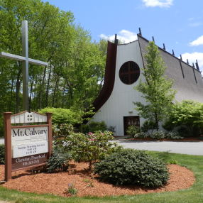 Mt Calvary Lutheran Church in Acton,MA 01720