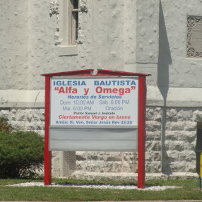 Iglesia Alfa Y Omega in Logansport,IN 46947