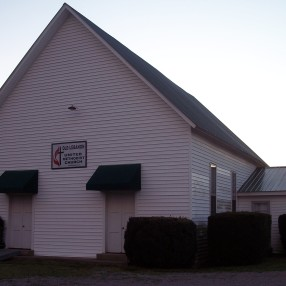 Old Lebanon United Methodist Church in Christiana,TN 37037