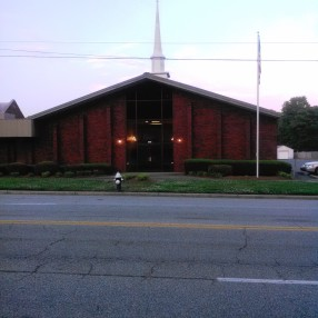 Lankford Memorial Baptist Church