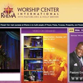 Rhema Worship Center in Saddle Brook,NJ 07663