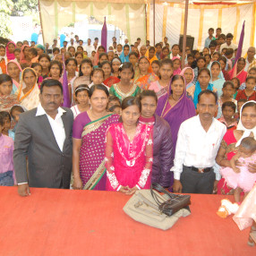 Revival Tabernacle Church Fellowship in Balaghat,GA 481001
