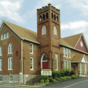 Strasburg United Methodist Church in Strasburg,VA 22657