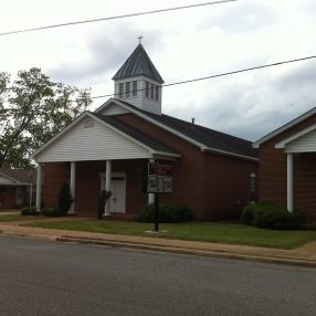 Millport church of Christ in Millport,AL 35576