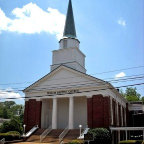 Siloam Baptist Church in Marion,AL 36756