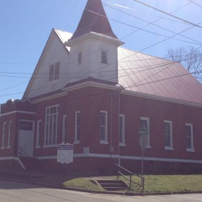 Gaines Chapel A.M.E. Church in Anniston,AL 36207