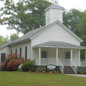 Booth United Methodist Church in Booth,AL 36008