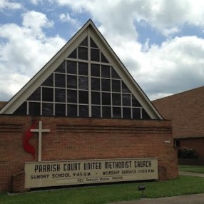 Parrish Court United Methodist Church in Covington,VA 24426