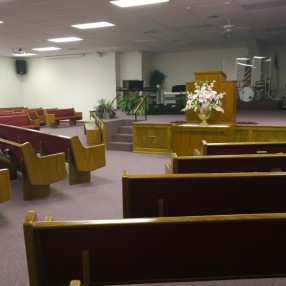 First Assembly of God in Bowlegs,OK 74830