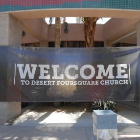 Desert Foursquare