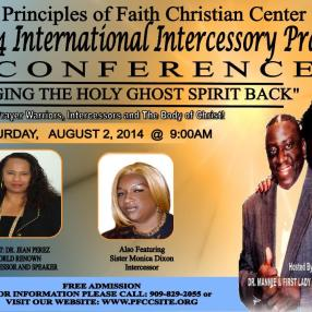 Principles Of Faith Christian Center