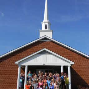 Elkton Free Will Baptist Church in Elkton,VA 22827