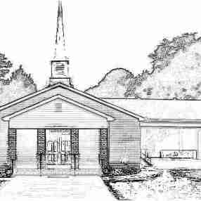 Macedonia Baptist Church in Preston,GA 31824