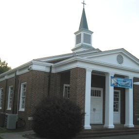 Capron Baptist Church in Capron,VA 23829