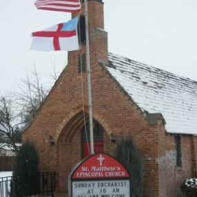 St. Matthew's Episcopal Church, Rupert