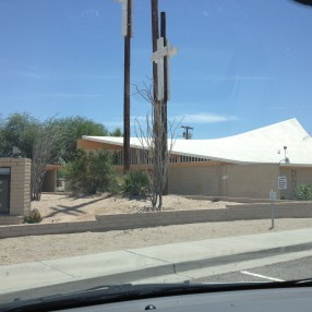 Parker United Methodist Church in Parker,AZ 85344