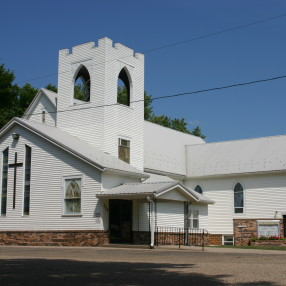 Saint James Lutheran Church in Holland,MN 56139