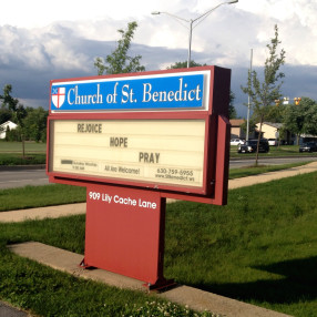The Church of St. Benedict