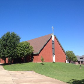 St. Andrew Lutheran Church, Sand Springs