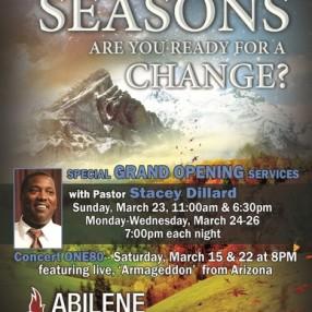 Abilene Christian Center