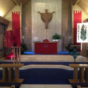 Ascension Of Christ Lutheran Church in Beverly Hills,MI 48025