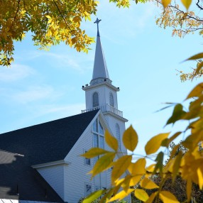 All Saints' Episcopal Church in Wolfeboro,NH 3894.0