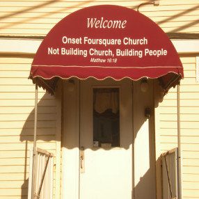 Onset Foursquare Church in Onset,MA 2558.0