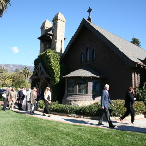 All Saints by-the-Sea Church in Santa Barbara,CA 93108