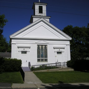 Yoked Parish of Becket in Becket,MA 01223