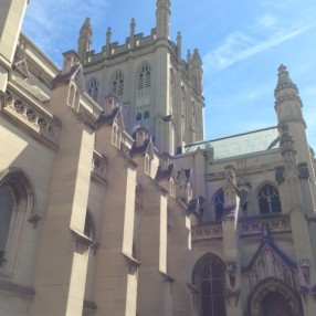 Trinity Cathedral in Cleveland,OH 44115