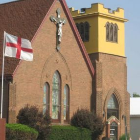The Church of the Holy Trinity in Danville,IL 61832