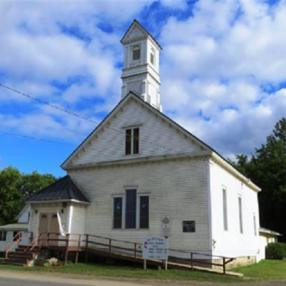 Hodgdon United Methodist Church in Hodgdon,ME 04730