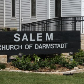 Salem Church of Darmstadt in Evansville,IN 47725-9135