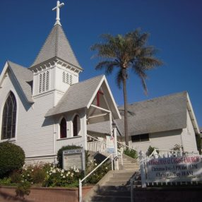 Christ Episcopal Church  in Redondo Beach,CA 90277