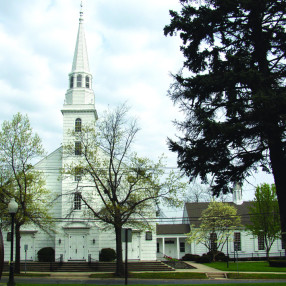 Old First Presbyterian Church in Huntington,NY 11743-6902