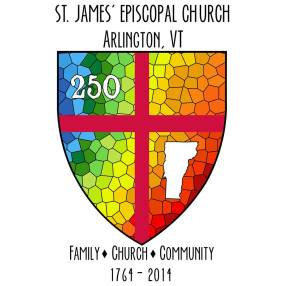 St. James Episcopal Church in Arlington,VT 2728