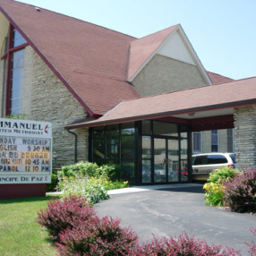 Immanuel United Methodist Church in Kenosha,WI 53140
