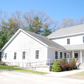 New Rice Korean Baptist Church in Northborough,MA 01532