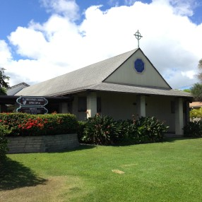 St. Christopher's Church in Kailua,HI 96734