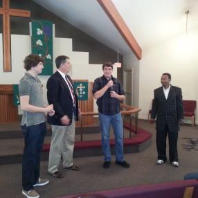 Perfect Mission Gospel Center