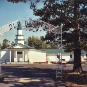 Old Bethel Baptist Church in Clarks,LA 71415