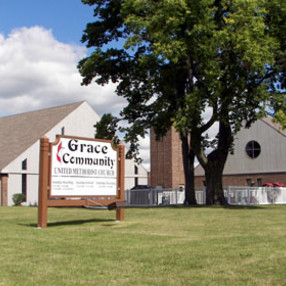 Grace Communinty United Methodist Church in Bourbonnais,IL 60914
